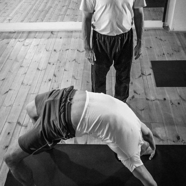 Piotr Rzetecki - fizjoterapia, joga